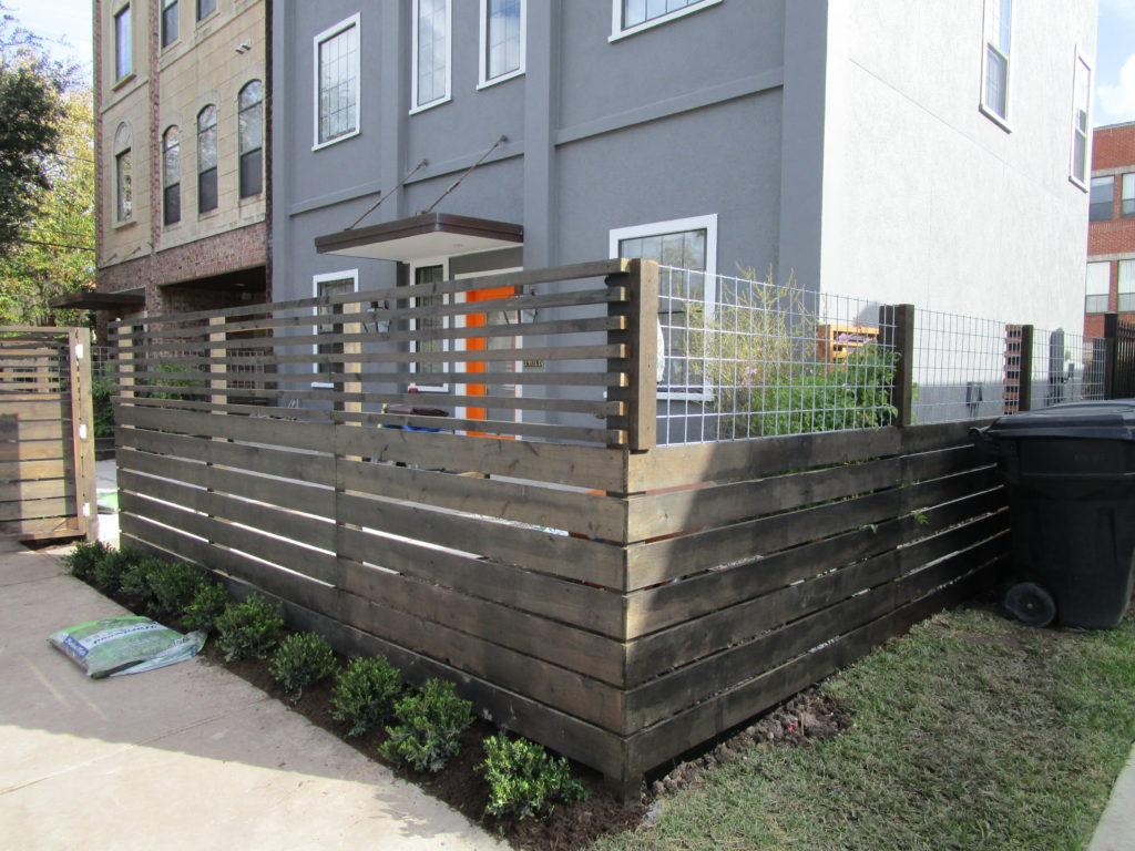 Custom fencing and gates   Ravenscourt Landscaping & Design LLC